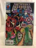 Collector Marvel Comics The Secret Defenders Comic Book No.6
