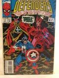 Collector Marvel Comics The Secret Defenders Comic Book No.7