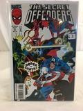 Collector Marvel Comics The Secret Defenders Comic Book No.8