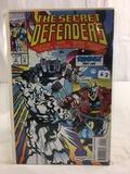 Collector Marvel Comics The Secret Defenders Comic Book No.9