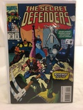 Collector Marvel Comics The Secret Defenders Comic Book No.10