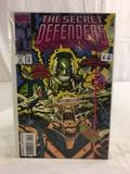 Collector Marvel Comics The Secret Defenders Comic Book No.11