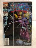 Collector Marvel Comics The Secret Defenders Comic Book No.12