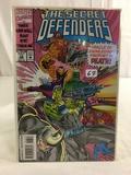 Collector Marvel Comics The Secret Defenders Comic Book No.13