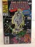 Collector Marvel Comics The Secret Defenders Comic Book No.14