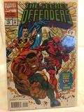 Collector Marvel Comics The Secret Defenders Comic Book No.15