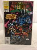 Collector Marvel Comics The Secret Defenders Comic Book No.17