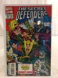 Collector Marvel Comics The Secret Defenders Comic Book No.18