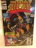 Collector Marvel Comics The Secret Defenders Comic Book No.19