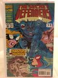 Collector Marvel Comics The Secret Defenders Comic Book No.20