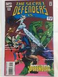 Collector Marvel Comics The Secret Defenders Comic Book No.24