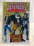 Collector Marvel Comics The Secret Defenders Comic Book No.25