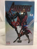 Collector Marevl Comics The Avengers VARIANT EDITION Comic Book No.1