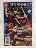 Collector Marvel Comics Red Sonja Scavenger Hunt Comic Book No.1