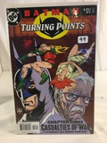 Collector DC, Comics Batman Turning Points Comic Book No.3 of 5