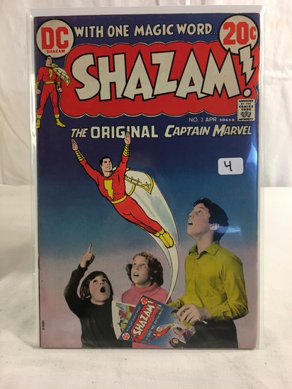 Collector Vintage DC, Comics With one Magic Word SHAZAM The Original captain Marvel #2