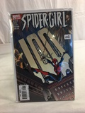 Collector Marvel Comics Spider-Girl Comic Book No.100