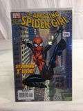 Collector Marvel Comics The Amazing Spider-Girl Comic Book No.1