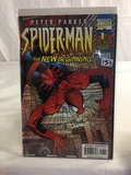 Collector Marvel Comics Peter Parker Spider-man The New Beginning Comic Book No.1