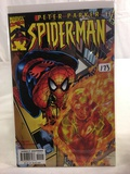 Collector Marvel Comics Peter Parker Spider-man  Comic Book No.21