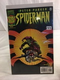 Collector Marvel Comics Peter Parker Spider-man  Comic Book No.25