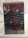 Collector Marvel Comics Peter Parker Spider-man  Comic Book No.35