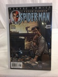Collector Marvel Comics Peter Parker Spider-man  Comic Book No.36