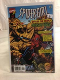 Collector Marvel Comics 2 The Daughter Of The True Spider-man Spider-Girl Comic Book #4