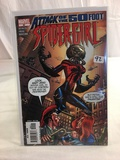 Collector Marvel Comics Attack Of The 50 Foot Spider-Girl Comic Book No.90
