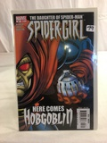 Collector Marvel Comics The Daughter Of Spider-man Spider-Girl Comic Book No.97
