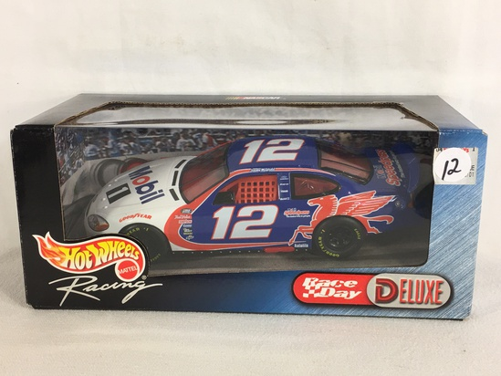 Collector Nascar Hot wheels Mattel racing Race Day Deluxe Mobil 1 #27548