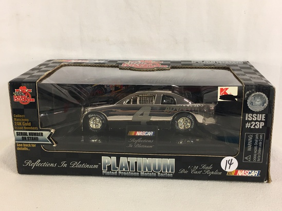 Collector Nascar Racing Champions RefelctioninPlatcinum Prescious Metals Series 1/24 Scale