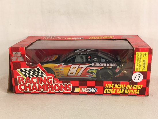 Collector Racing Champions Nascar 1/24 Scale DieCast Stock Car Replica 1996 Edition