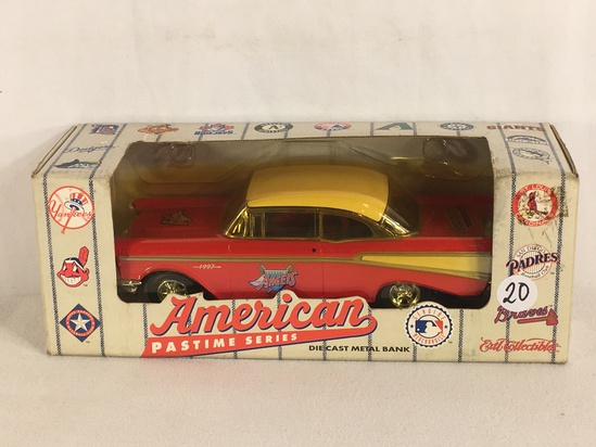 Collector ERTL Collectible American Pastime Series DieCast metal Bank 1/24 Scale