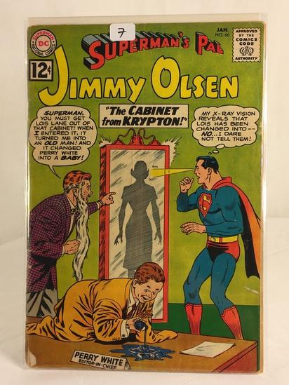 Vintage DC Superman National Comics Superman's Pal Jimmy Olsen Comic No.66