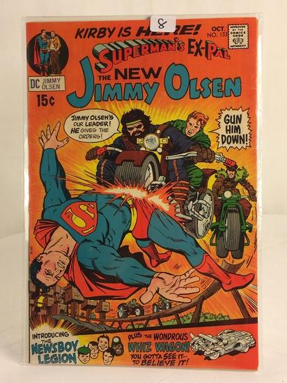 Vintage DC Superman Comics Superman's Ex-Pal The New Jimmy Olsen Comic No.133