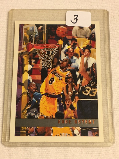 Collector 1997 Topps LA Lakers Kobe Bryant Basketball Card No. 171