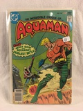 Collector Vintage DC Comics Aquaman Comic Book No.58