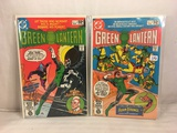 Lot of 2 Pcs Collector Vintage DC Comics Green Lantern  Comic Books No.137.138.