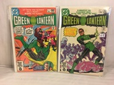 Lot of 2 Pcs Collector Vintage DC Comics Green Lantern  Comic Books No.139.140.
