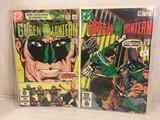 Lot of 2 Pcs Collector Vintage DC Comics Green Lantern  Comic Books No.147.160.