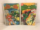 Lot of 2 Pcs Collector Vintage DC Comics  Green Lantern & green Arrow Comic Books No.102.103.