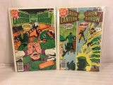 Lot of 2 Pcs Collector Vintage DC Comics  Green Lantern & green Arrow Comic Books No.116.117.