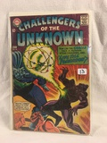 Collector Vintage DC Comics  Challengers Of The Unknown Comic Book No.58