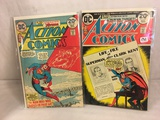 Lot of 2 Pcs Collector Vintage DC Comics  Action Comics Comic Books No.429.433.