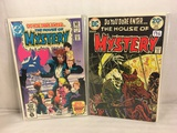 Lot of 2 Pcs Collector Vintage DC Comics The House Of Mystery  Comic Books No.221.300.