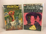 Lot of 2 Pcs Collector Vintage DC Comics The Phantom Stranger  Comic Books No.2.15.