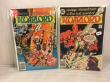 Lot of 2 Pcs Collector Vintage DC Comics The Warlord  Comic Books No.4.7.