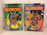 Lot of 2 Pcs Collector Vintage DC Comics The Warlord  Comic Books No.26.29.