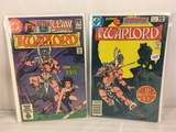 Lot of 2 Pcs Collector Vintage DC Comics The Warlord  Comic Books No.47.49.